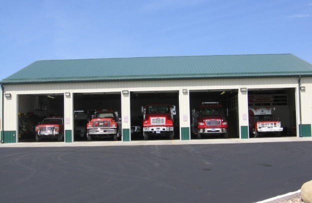 North Haines Fire Station